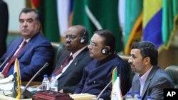 'دہشت گردی کے خاتمے کے لیے عالمی سطح پر مشترکہ کوششوں کی ضرورت ہے'