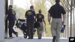 El FBI rescató al hombre secuestrado en Carolina del Norte prácticamente ileso.