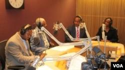 Studio 15 wakati wa Live Talk pamoja na Ali Hassan Joho Gavana wa Mombasa