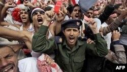 Người Yemen xuống đường biểu tình đòi Tổng thống Saleh từ chức sau 32 năm cầm quyền
