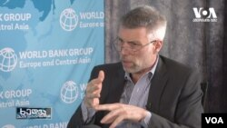 სებასტიან მოლენიუსი, მსოფლიო ბანკის რეგიონული დირექტორი