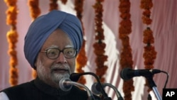 印度總理辛格 (資料圖片)