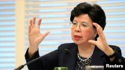 Babbar Daraktar Hukumar Kiwon Lafiya ta Duniya, WHO, Margaret Chan