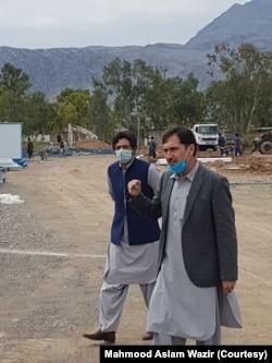 ڈپٹی کمشنر خیبر محمود اسلم وزیر کے مطابق حفاظتی اقدامات کیے جا رہے ہیں۔