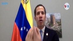 """Guaidó: """"Venezuela necesita un acuerdo para solucionar la crisis"""""""