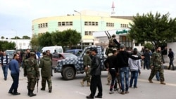درگيری نظامی گروه های رقيب در ليبی