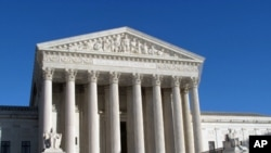 The US Supreme Court (file photo)