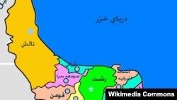 ماسال در جنوب غربی استان گیلان و در ۵۰ کیلومتری شهر رشت قرار گرفته است