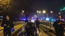 28 të vrarë nga një shpërthim në Ankara