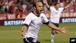 Landon Donovan se despedirá de la selección estadounidense este viernes ante Ecuador.