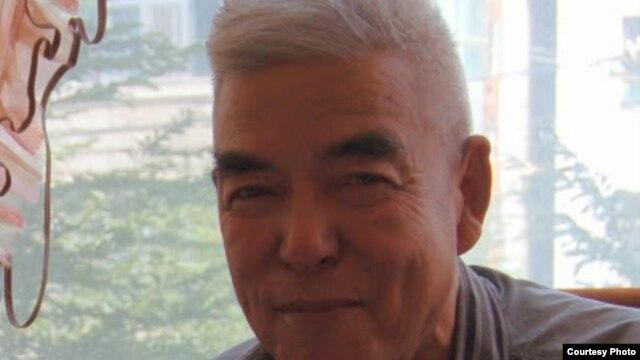 前青海省果洛州州长达杰先生遗照(照片来源:李江琳博客)