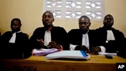 Congo Mass Rapes. (File)