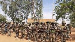 Mali: Djamana tigui dankan Boubou cisse ni fini tigui ye kouma gnongonya ke Toumbouctou.