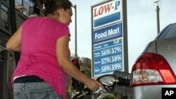 Este lunes la gasolina amaneció 50 centavos más cara que hace sólo una semana.