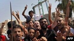 Human Rights Watch kêu gọi các cường quốc phương Tây hãy ủng hộ các quyền của những người biểu tình thuộc phong trào mang tên Mùa Xuân Ả Rập
