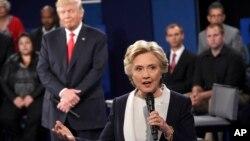 Američki predsednički kandidati, Donald Tramp i Hilari Klinton