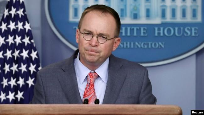 白宫:特朗普要求外交官在乌克兰问题上与其私人律师配合