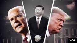 Chính sách đối với Trung Quốc của ông Trump và ông Biden