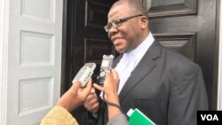 Interview With Tendai Biti President of People's Democratic Party By Chioneso Jani