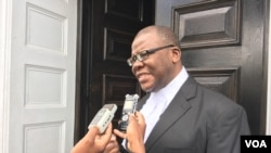 Attorney Tendai Biti. (Photo: Mavis Gama)