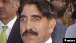 Giám đốc Cơ quan tình báo Pakistan ISI Zahirul Islam.