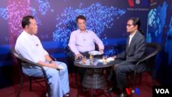 ၂၀၁၉ ႏွစ္ႀကိဳ သံုးသပ္ခ်က္ -- ISP ဦးေအာင္သူၿငိမ္း၊ ျမန္မာ့အေရးေလ့လာသူ ေဒါက္တာရန္မ်ဳိးသိန္း