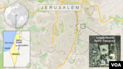 Jerusalem, Holy site