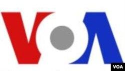 Logo da Voz da América