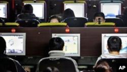 中國加強信息過濾