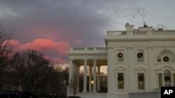 12月22日美國聯邦政府部分停擺