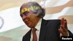 Le secrétaire américain à l'Energie, Ernest Moniz