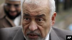 Президент Американского союза мусульман Мохамед Йоунес