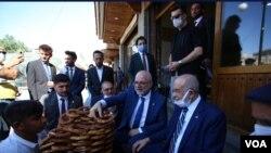 Temel Karamolloglu di serdana Diyarbekirê de