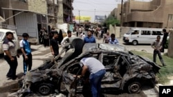 Wave of Violence Continues in Iraq