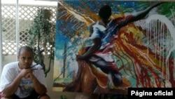 Sidney Cerqueira - artista plástico