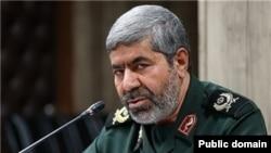 رمضان شریف رئیس روابط عمومی سپاه پاسداران