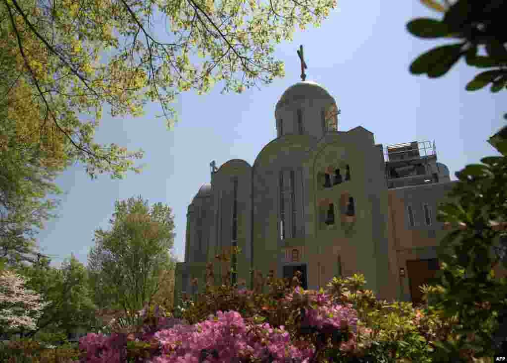 Свято–Николаевском кафедральный собор (Американская православная церковь)