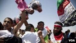 Biểu tình diễn ra ở Cairo sau bản án của ông Mubarak