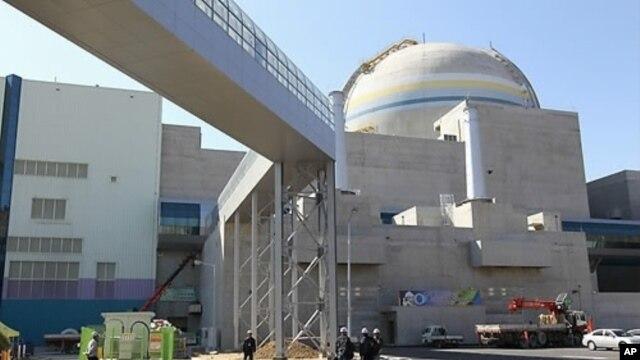Salah satu reaktor nuklir di Singori, Korea Selatan (Foto: dok). Para pejabat Korsel melaporkan adanya kerusakan ringan di salah satu reaktor nuklirnya di Yeonggwang (9/11).