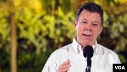A la cumbre donde Santos será anfitrión, están convocados los mandatarios de los 34 pases que integran la OEA.