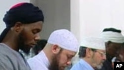 美国穆斯林以各种方式参与斋月活动