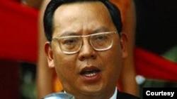 Cựu tướng Trần Thiện Khiêm.