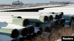 Keystone XL se extendería más de 1.900 kilómetros desde la provincia canadiense de Alberta al estado central estadounidense de Nebraska.