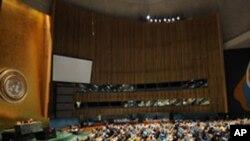 유엔총회(자료사진)