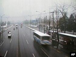 艾未未的作品:北京二環路