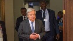 L'ONU condamne les combats entre groupes armés
