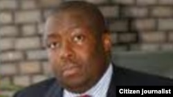 Local Government Minister Saviour Kasukuwere.
