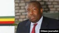 Local Government Minister Saviour Kasukuwere.