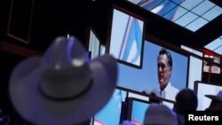 Выступление Митта Ромни в Тампе, Флорида