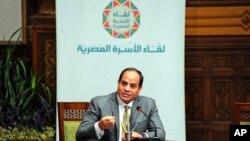 埃及總統塞西 (資料照片)